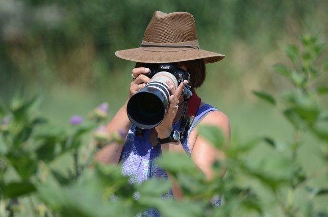 L'attrezzatura per la fotografia naturalistica