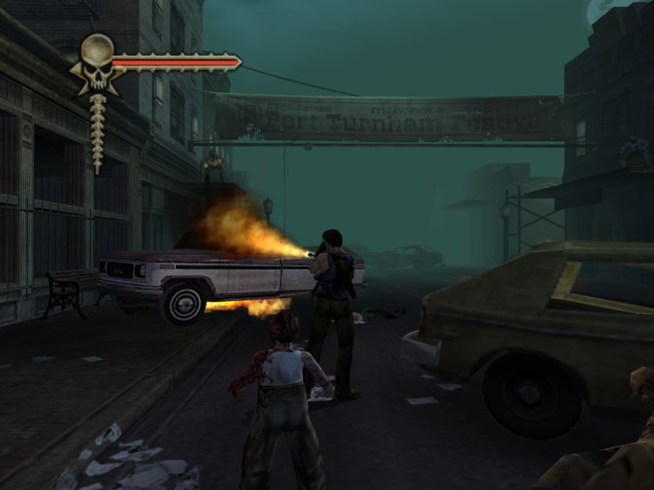 Evil Dead Regeneration PC Screenshots