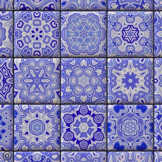 Wallpaper Tiles For Kitchen: Reversible Decor: 15 Temporary Wallpapers For The Kitchen
