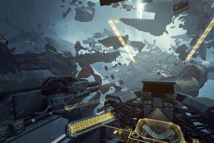 Oculus Rift preorders will ship with long-awaited VR game EVE: Valkyrie Back in the very very early days of the Oculus Rift headset Oculus promised backers a bundled VR copy of Doom 3 BFG Edition  which at the time sounded like one of the single most awesome things to play in virtual reality. This did not pan out for a variety of reasons including a fight between Oculus and the Doom franchise's owners and the fact that fast-moving shooters are possibly the single worst genre for VR. Over two…