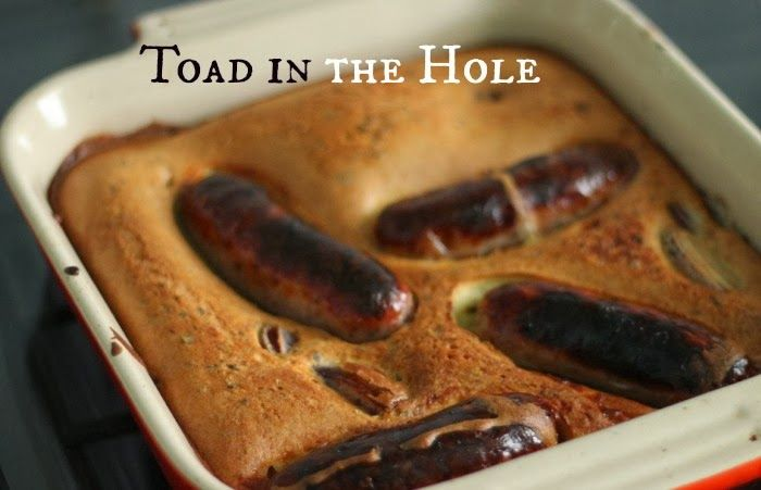 toad in the hole http://www.honeygolightly.com/2014/02/toad-in-hole-gluten-free-version-too.html  #glutenfree #toadinthehole #sausages #recipe