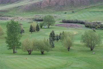 Paradise Valley Par 3 Golf Course, 90 Gehring Road, Medicine Hat, Alberta, Canada