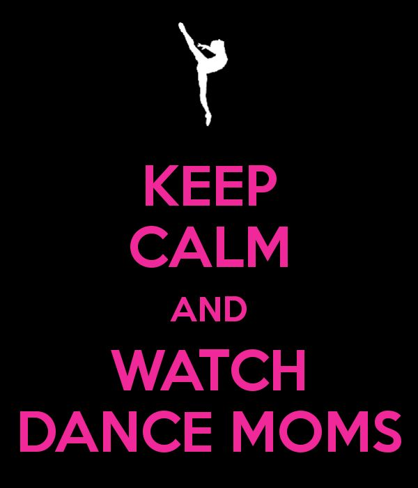 Dance Moms totally