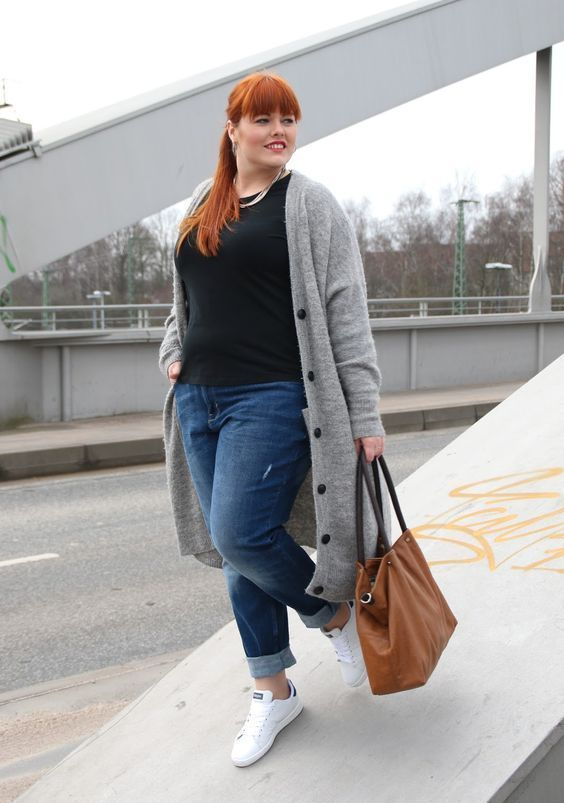 e109cdf46b46 15 Plus Size Casual Outfits To Wear In Spring | Styleoholic | Bloglovin'