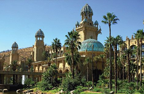 Exciting and thrilling Sun City is a unique holiday experience for the whole family. Spend your day discovering the world that lies within Sun City from the magical Valley of the Waves waterpark to Golf (excluded from entry fee) at either of the world renowned courses.