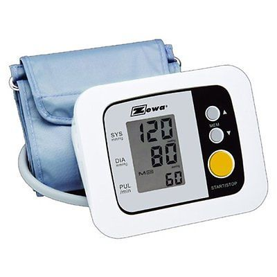 Blood Pressure Monitoring: Zewa Automatic Blood Pressure Monitor Medium Large Cuff Uam-720 1 Ea -> BUY IT NOW ONLY: $32.98 on eBay!