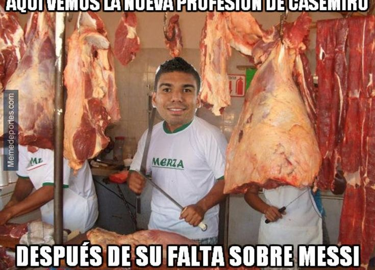 Los memes de Real MAdrid - FC Barcelona
