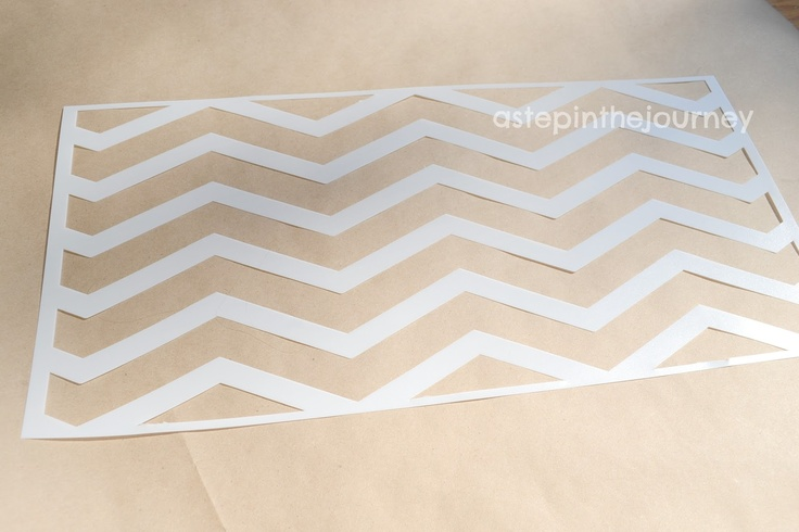 Make Your Own Reusable Stencil with Silhouette Cameo