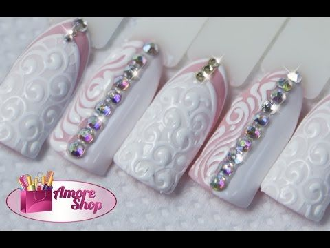 How to DIY Sheer Tint Nail Polish | 5 Designs | Прозрачный Дизайн Ногтей Вуаль (капрон, колготки) - YouTube