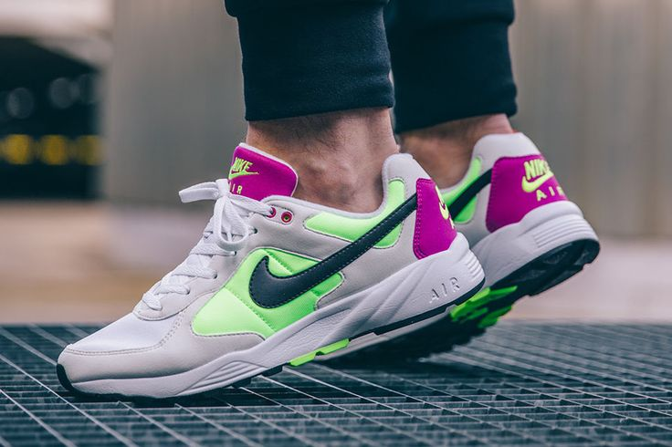 "Nike Air Icarus NSW ""Volt/Fuchsia Flash"" (Detailed Pics & Relea..."