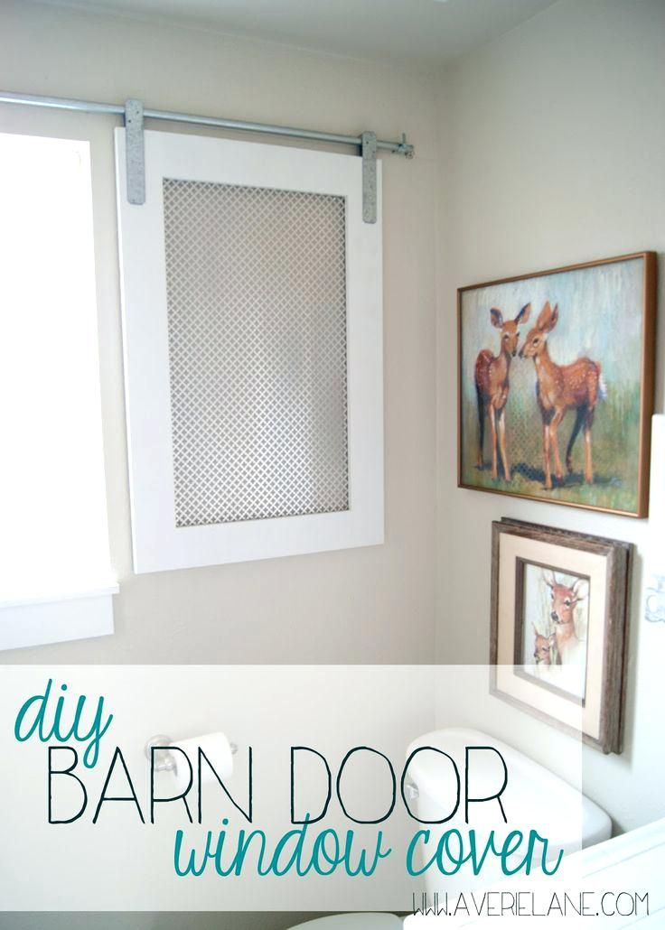 Image Result For Waterproof Cover For Window Barn Door Window Window Coverings Diy Door Window Covering