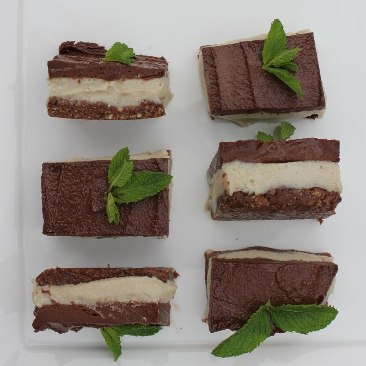 I'm making a big call but guys, this is my favourite treat I've EVERRR MADEE! I absolutely love chocolate and mint together, and now I can enjoy it gluten, dairy and sugar free! These taste so much...