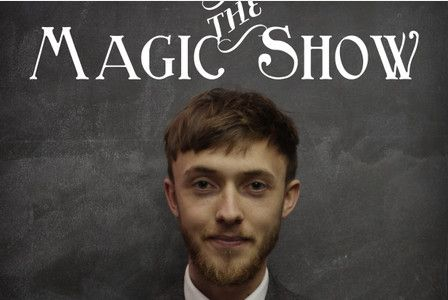A volunteer at a Christian youth charity who lived with a severe anxiety disorder as a child has overcome the condition to become a successful magician.   Eddie Farmer, 20, who volunteers for Young...