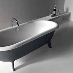 retro-style-tub-modern-bathroom-design-ideas