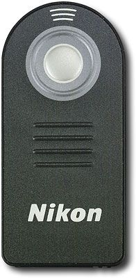 Need!!! Wireless remote for Nikon.  At Best Buy $14.00