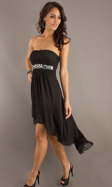 Cocktail dress - Would like it with spaghetti straps