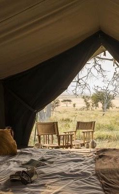 Camping & Tents | Safari Tent Camp, Africa