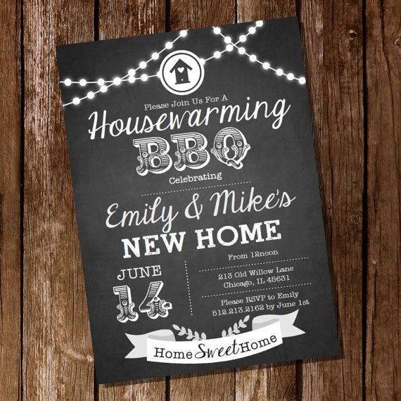 Hey, I found this really awesome Etsy listing at https://www.etsy.com/listing/191852839/chalkboard-housewarming-bbq-invitation