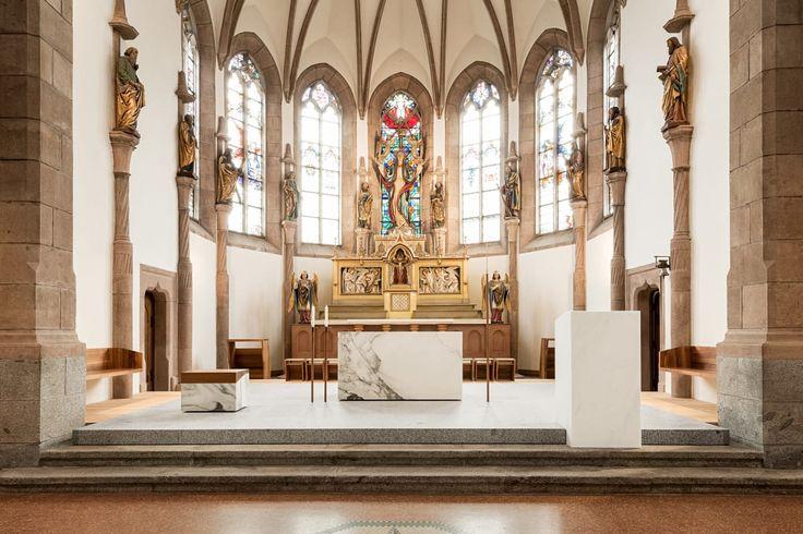 MESSNER Architects · SCENA PARISH CHURCH