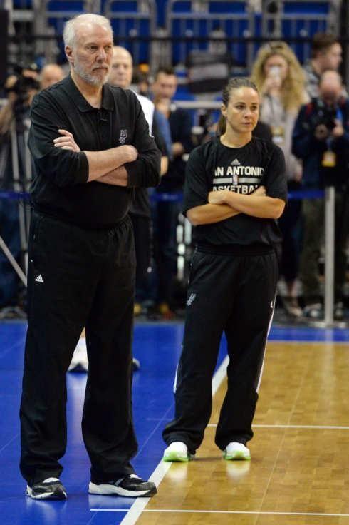 Hiring a Woman NBA Coach: Not a Gimmick