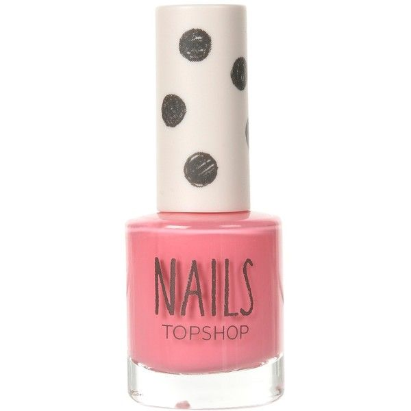 TOPSHOP Nails - Pastels , Daydream ($7.59) ❤ liked on Polyvore