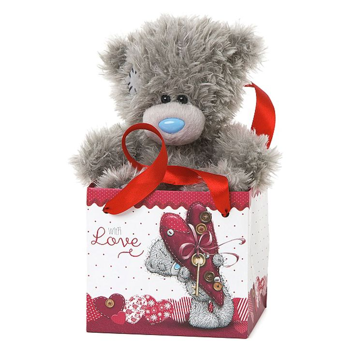 "5"" Me to You Bear In Gift Bag £8.00"