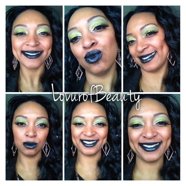 BH Cosmetics and MAC lipstick