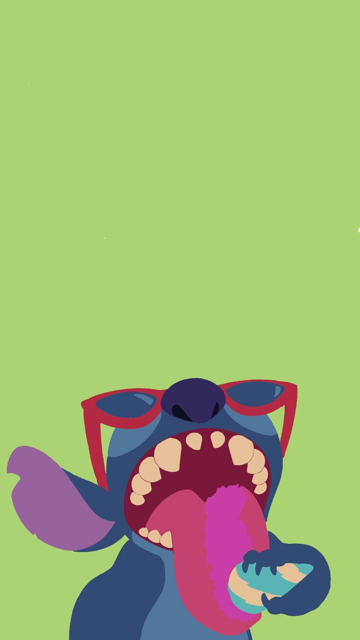 Stitch phone wallpaper | Fondo de Pantalla Stitch | @dgiiirls