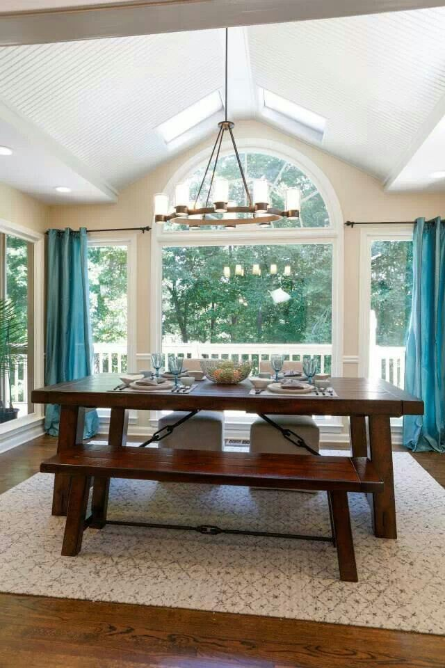 143 best diningrooms images on pinterest | property brothers