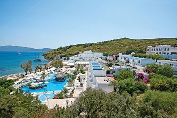 #Hotel: SALMAKIS BEACH RESORT & SPA, Bodrum, . For exciting #last #minute #deals, checkout #TBeds. Visit www.TBeds.com now.