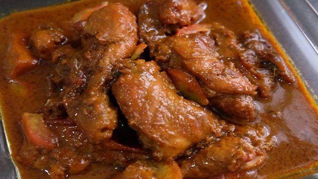 Resep Dan Cara Masak Semur Ayam Santan Resep Ayam Resep Makanan Masakan