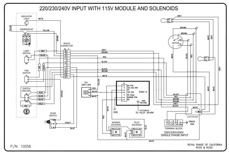 Installation Wiring Downlights Diagram 240v