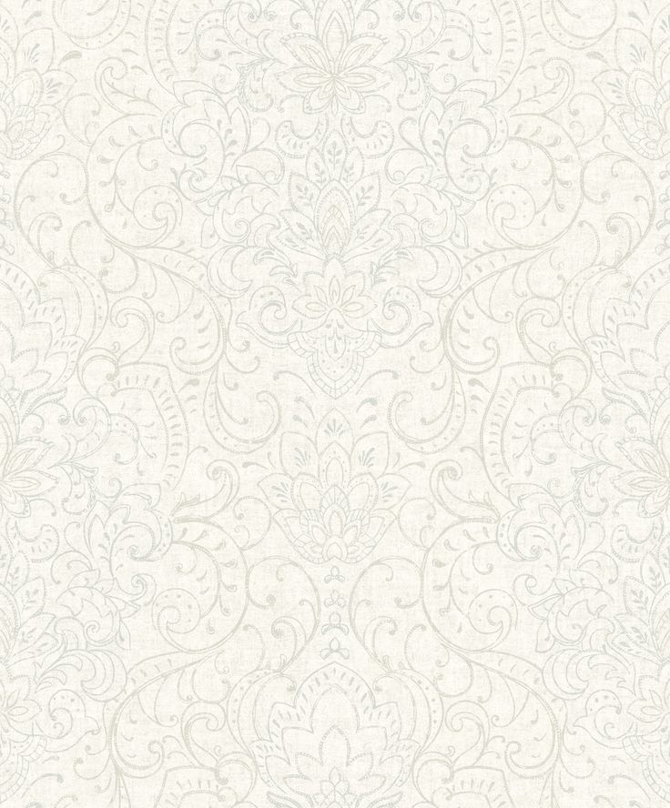 Mehndi inspired wallpaper pattern from the Origine collection