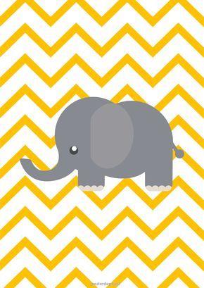 poster divertido para decoração de quarto infantil – Pesquisa Google