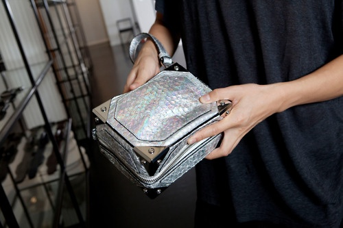 holographic! by alexander wang