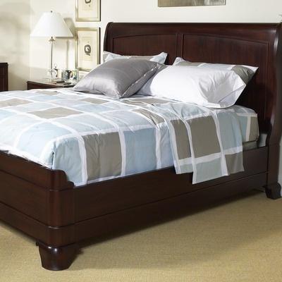Modern Sleigh Bed - $1920.96