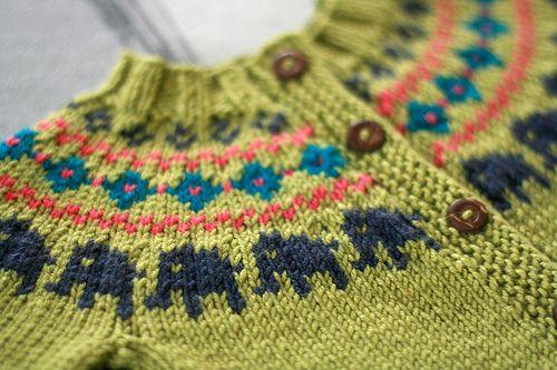 Ella Funt by flint knits, via Flickr