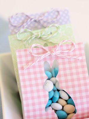 DIY-Bunny Bags | A Spoonful of Sugar