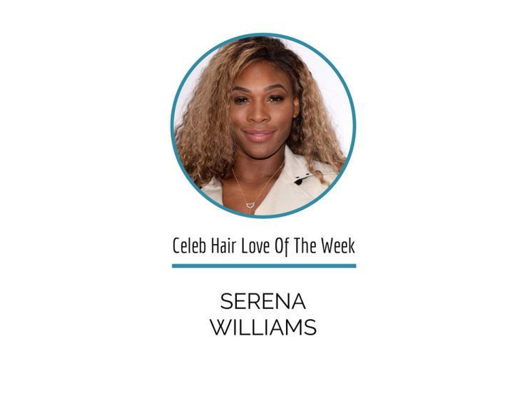 Serena Williams is always spotted rockin' luscious waves. Needless to say, this is actually one of the easiest looks to maintain for those who have a work-out filled schedule.