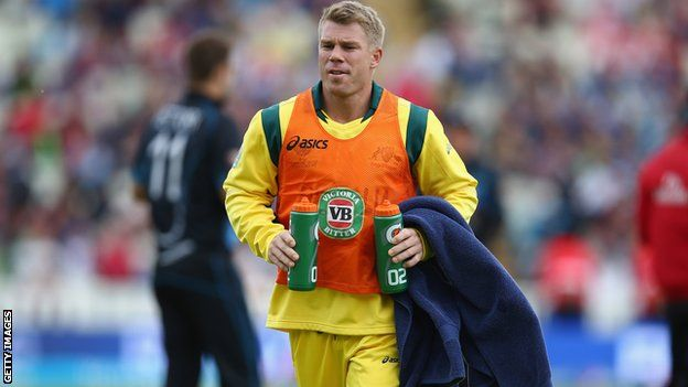 David Warner (Cricket)