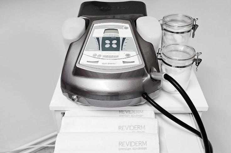 Mikrodermoabrazija REVIDERM Skin Peeler