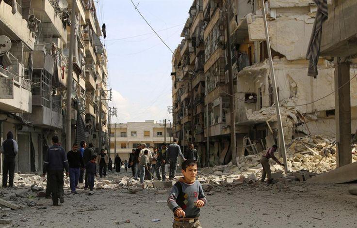 10 faits pour tout comprendre sur les horreurs de la guerre en Syrie