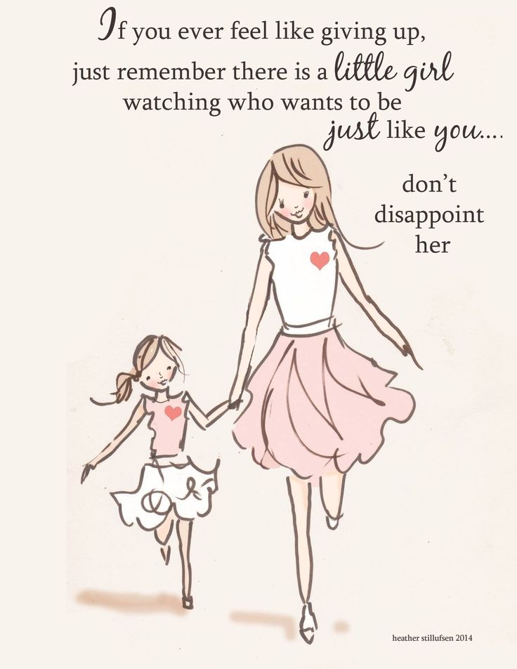 Little Girls Inspirational Quotes