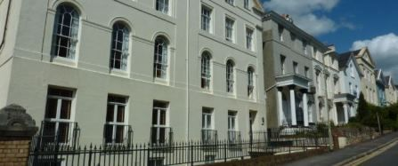 Exeter city centre self catering accommodation