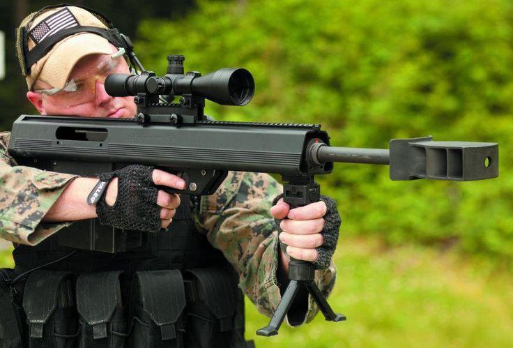 Micor Defense Leader 50 .50 Cal Bullpup