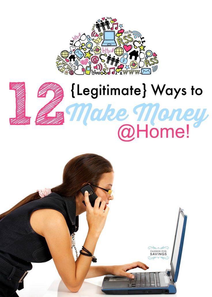 how to earn extra money at home how to make money at home 12 legitimate ways to earn 8070