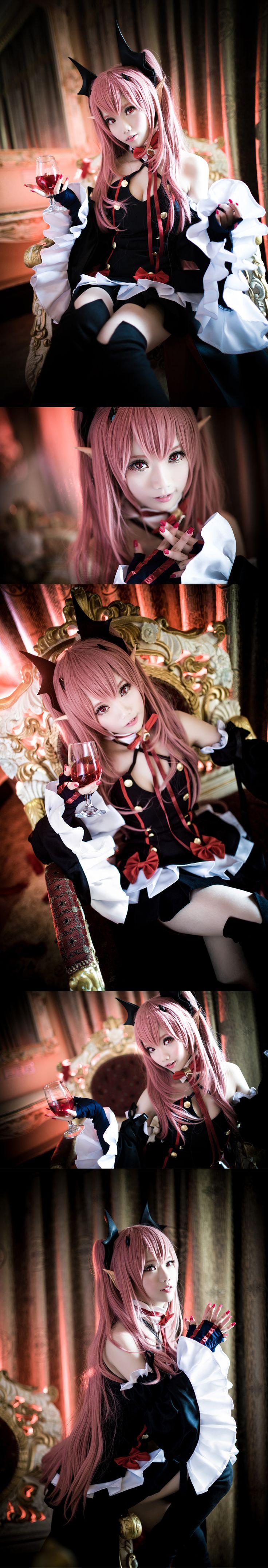 Seraph of the End,Anime Cosplay,Anime,аниме,Owari no Seraph