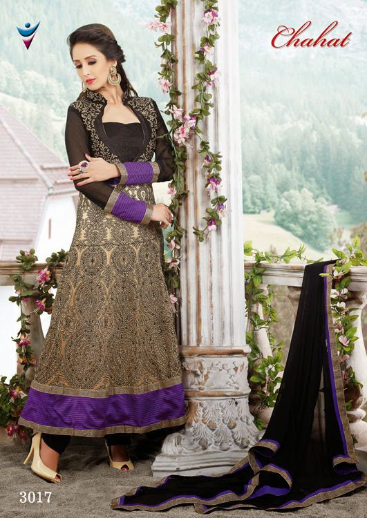 25  best ideas about Indian designer suits on Pinterest | Indian ...