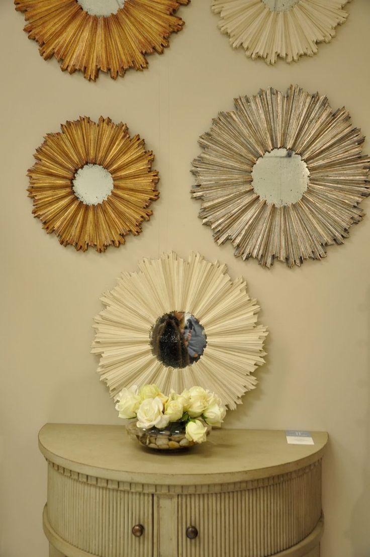 94 best Crazy About Sunburst Mirrors........ images on Pinterest ...