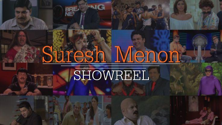 Suresh Menon Show Reel - Suresh Menon Comedy Show - ComedyOne